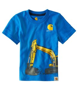 Carhartt Tee Short Sleeve Construction Wrap CA8789