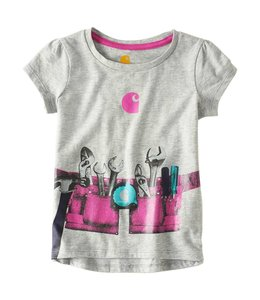 Carhartt Tee Girls Tool Belt CA9579