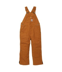 Carhartt Bib Overall Canvas Quilt Lined CM8625