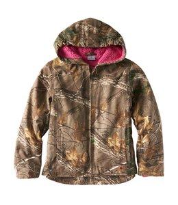 Carhartt Jacket Sherpa Lined Camo CP9529
