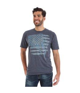Wrangler T-Shirt Print Short Sleeve Rock 47 MRCQ19N