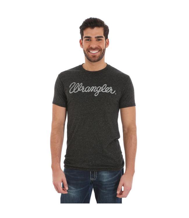 Wrangler T-Shirt Short Sleeve Wrangler Logo MQ7715X
