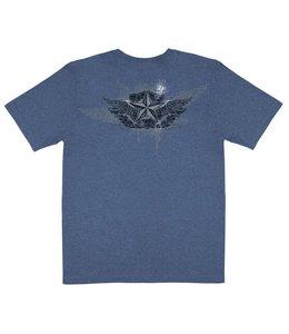 Wrangler T-Shirt Short Sleeve Western Rock 47 MRCQ01D