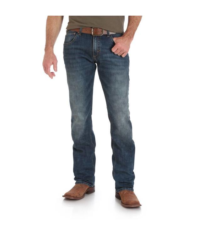 Wrangler Jeans Straight Leg Slim Fit Retro 88MWZDM