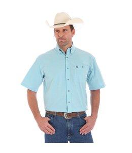 Wrangler Shirt Short Sleeve George Strait MGSG336