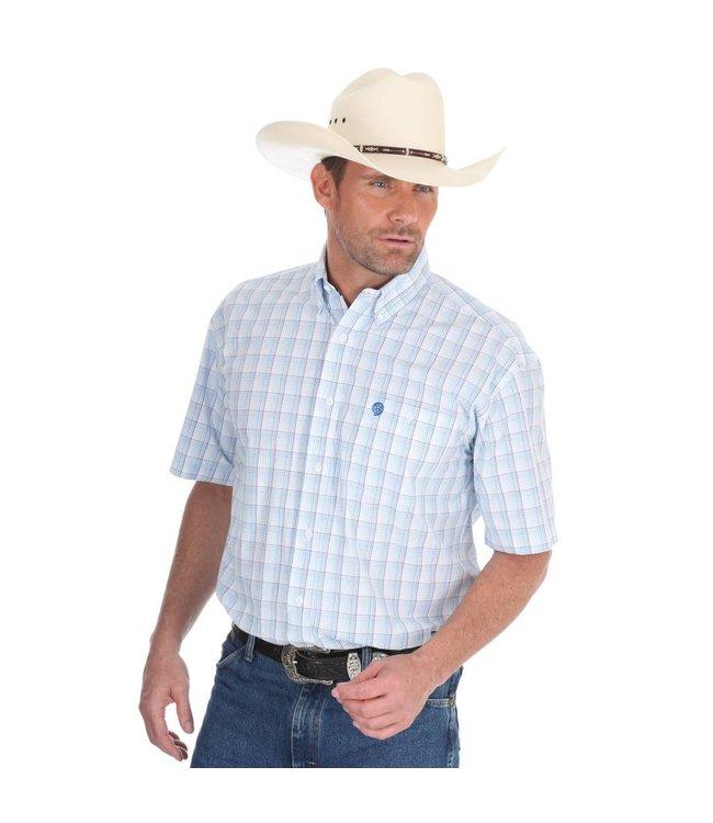 Wrangler Shirt Short Sleeve George Strait MGSB453