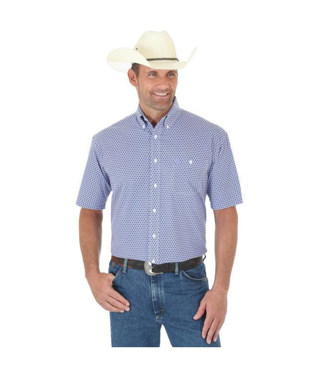 Wrangler Shirt Short Sleeve George Strait MGSP338