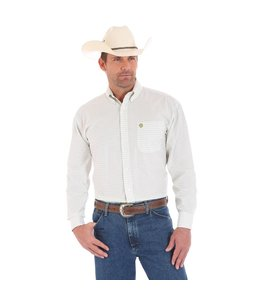 Wrangler Shirt Long Sleeve George Strait MGSG356
