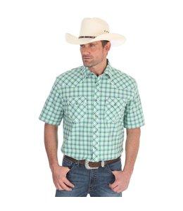 Wrangler Shirt Button Down Short Sleeve 20X MJC090M