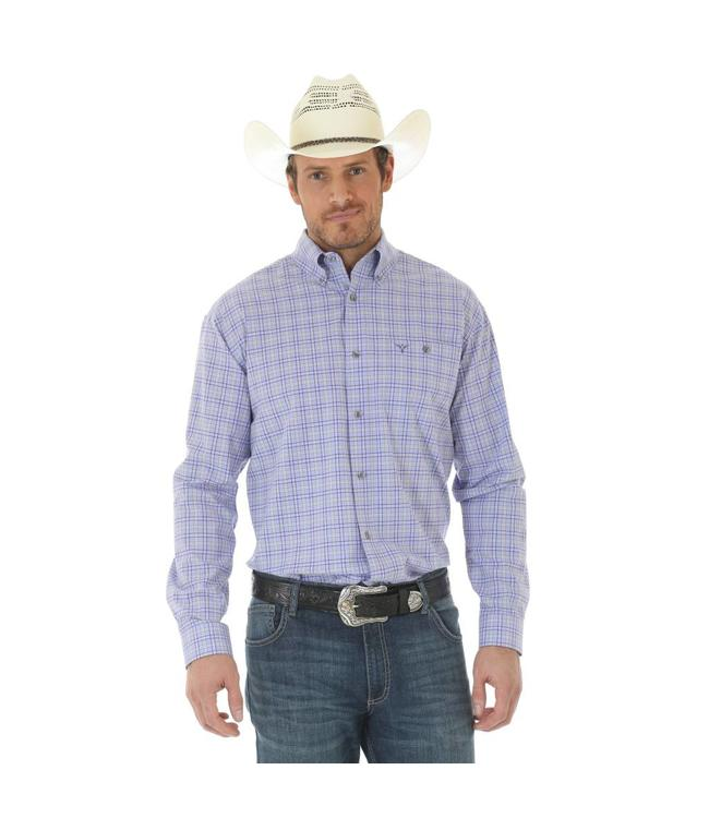 Wrangler Shirt Button Down Long Sleeve 20X MJC021M
