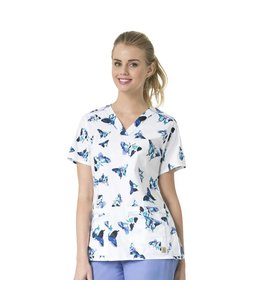 Carhartt Top Print V-Neck C16104A