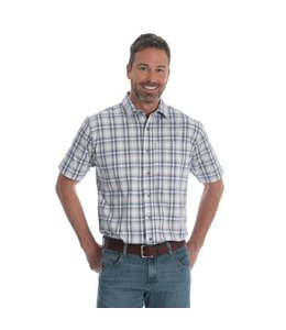 Wrangler Shirt Advanced Comfort Rugged Wear RWS02BK