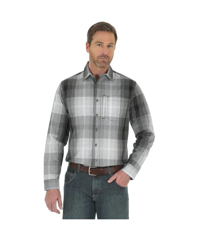 Wrangler Shirt Performance Rugged Wear RWT14BK
