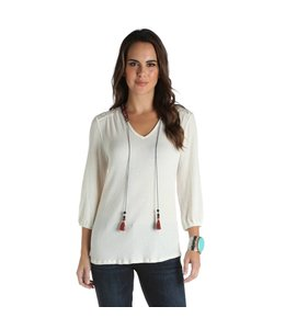 Wrangler Top Long Sleeve Peasant LWK691N