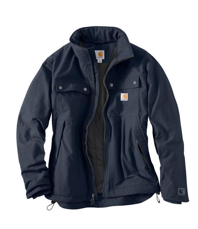 Carhartt Jacket Traditional Jefferson Quick Duck 101492