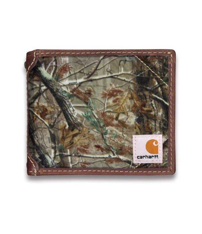 Carhartt Wallet Passcase Realtree 61-2216