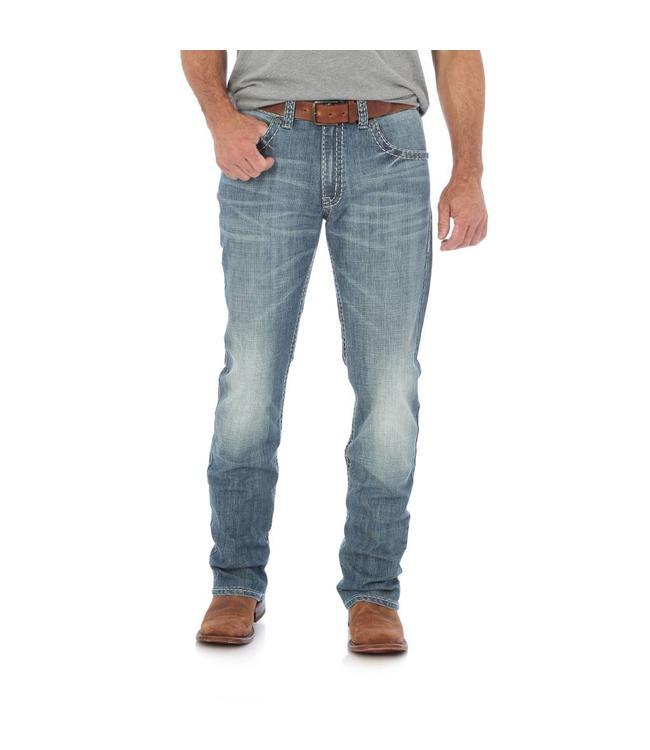 Wrangler Jean Straight Leg Slim Fit No. 44 20X 44MWXRB