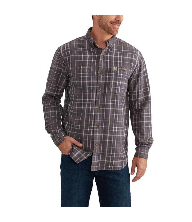 Carhartt Shirt Flannel Plaid Trumbull 102824