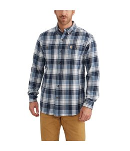 Carhartt Shirt Flannel Plaid Trumbull 102824