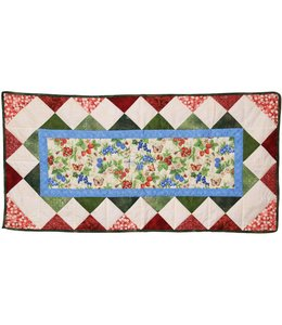Sew Special Table Runner Berry Cobbler