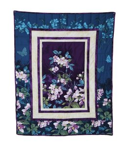 Sew Special Wallhanging Evening Garden