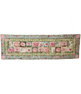 Sew Special Table Runner Garden Gate