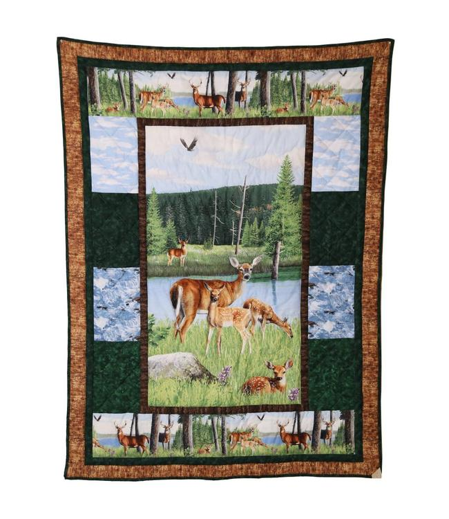 Sew Special Wallhanging Oh Deer!