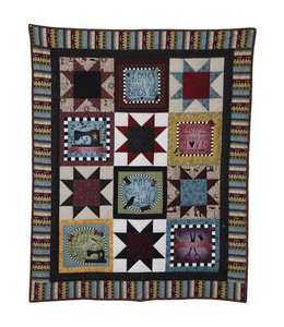 Sew Special Wallhanging Primitive Stitches