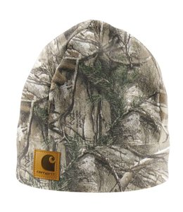 Carhartt Hat Fleece Camo A294