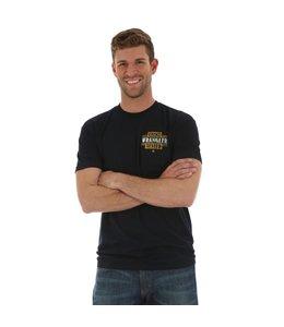 Wrangler T-Shirt Screenprint Short Sleeve Team Roping MQ7768N