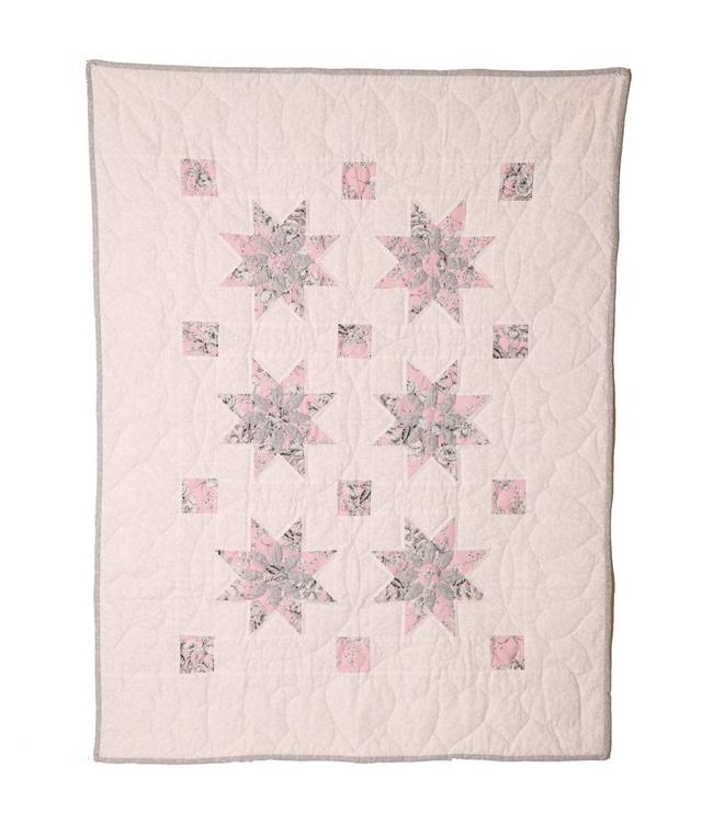 Sew Special Wallhanging Dahlia