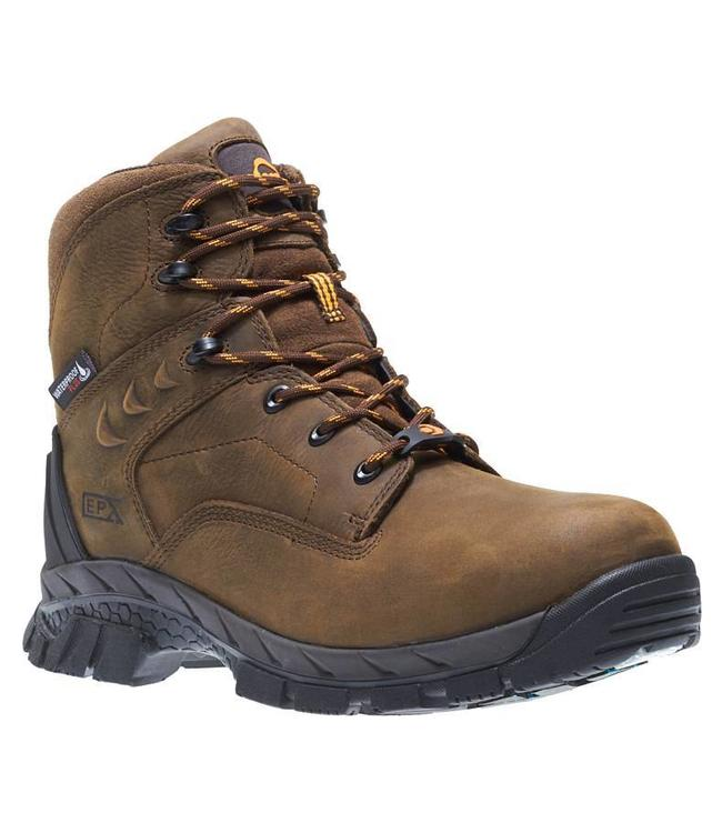 """Wolverine Boot 6"""" Insulated Waterproof Glacier Ice W10648"""