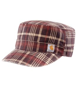 Carhartt Cap Military Plaid Hendrie WA041