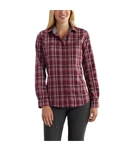 Carhartt Shirt Plaid Dodson 102262