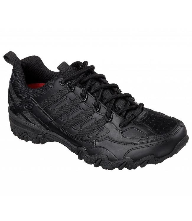Skechers Work: Compulsions - Chant 76492EW BLK