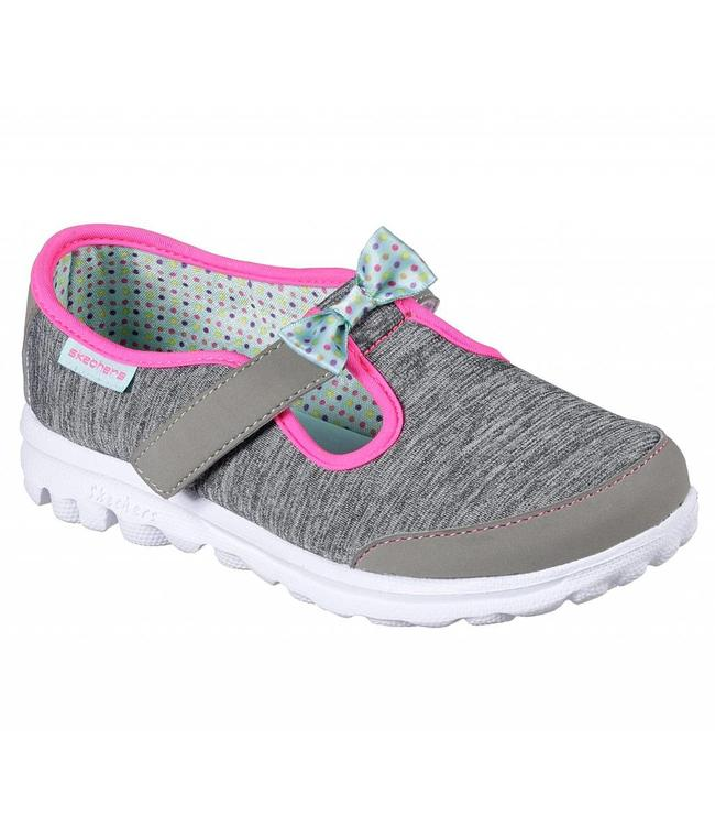 Skechers Go Walk - Bitty Bow 81068N GYMT