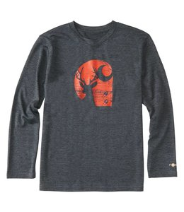 Carhartt Long Sleeve Tee Force Deer C CA8902
