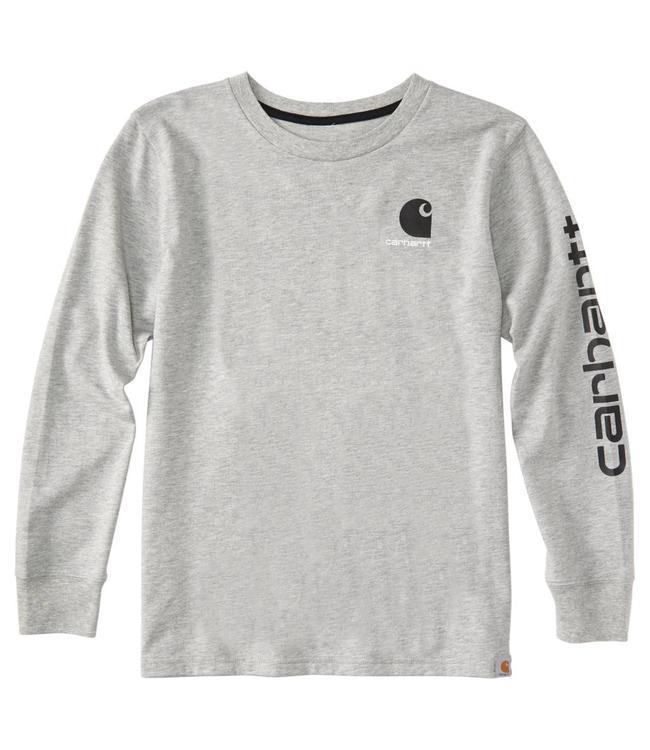 Carhartt Long Sleeve Tee Carhartt Logo CA8901
