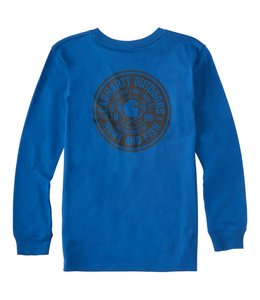 Carhartt Long Sleeve Tee Hunt and Fish CA8835