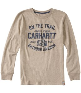 Carhartt Tee Long Sleeve Outdoor Division CA8836