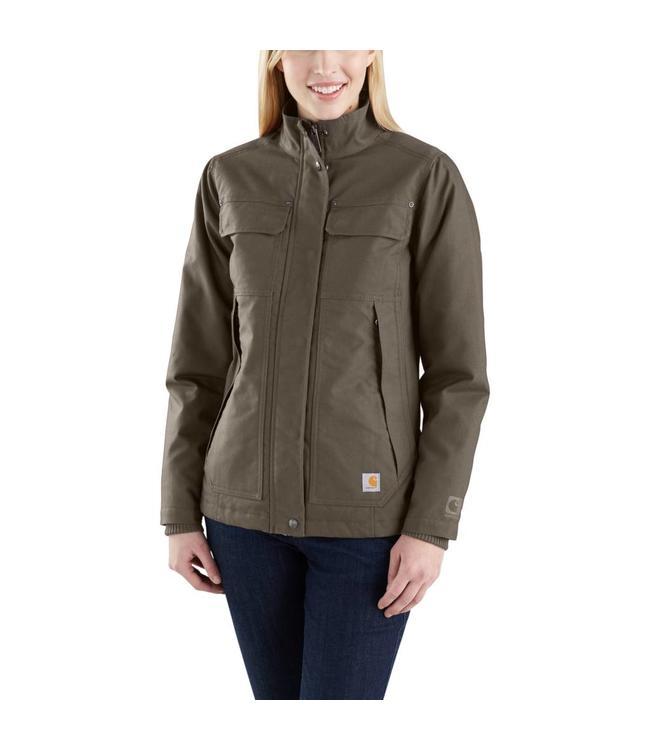 Carhartt Jacket Traditional Quick Duck Jefferson 103385