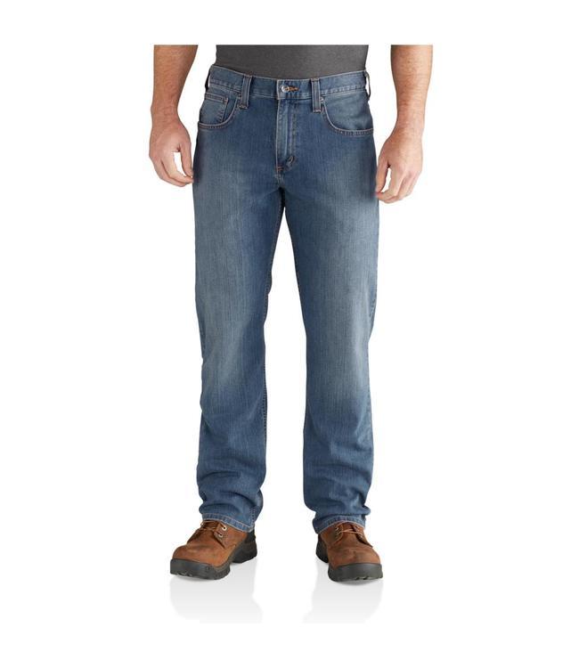 Carhartt Jean Straight-Leg Relaxed-Fit Rugged Flex 102804