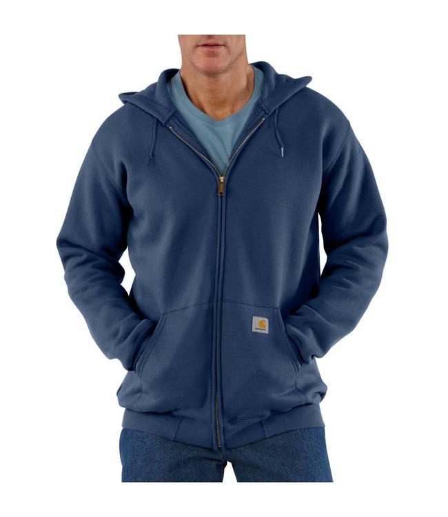 Carhartt Sweatshirt Midweight Hooded Zip-Front K122
