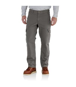 Carhartt Work Pant Flannel-Lined Cargo Ripstop 102287