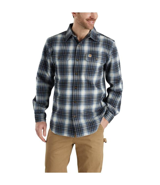 Carhartt 103348 M Hubbard Plaid Shirt