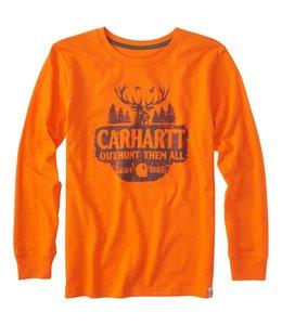 Carhartt Tee Outhunt Them All CA8838