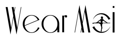 Wear Mei Black Logo