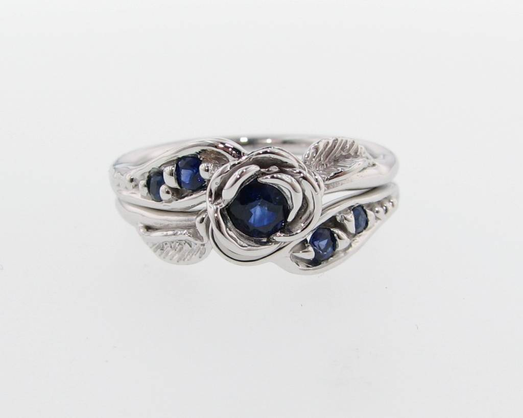 wedding images set on ring family pinterest best jambrong sapphire and diamond rings