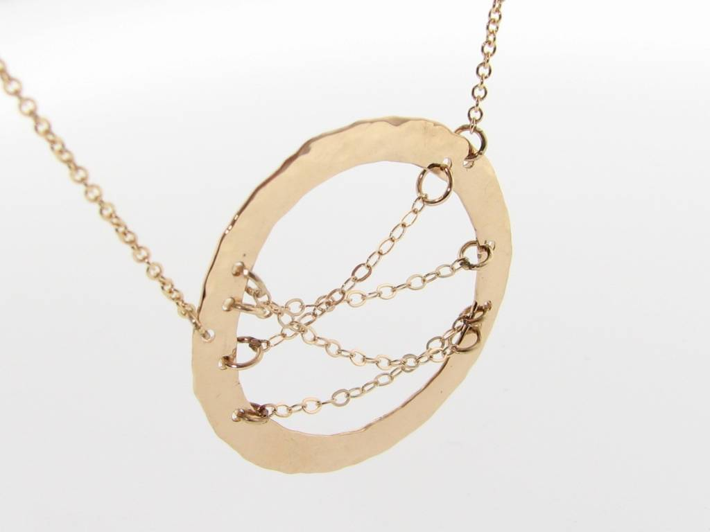 drop bar ioway oliver pendant jewellery hoop and necklace gold bonas