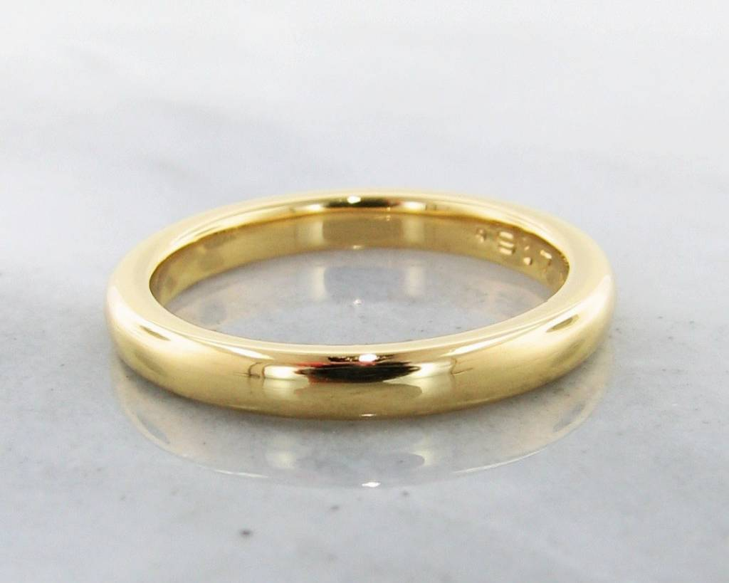 mens men band ring wexford rings jewelers sleek yellow s morocco gold
